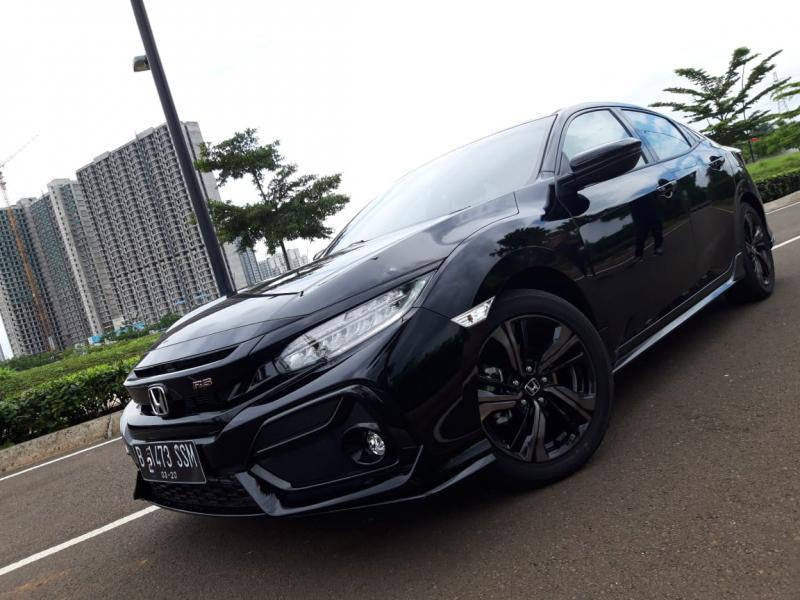 Honda Civic Hatchback RS dapat respon positif dari konsumen Indonesia