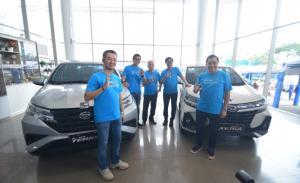 Daihatsu dengan special promo HUT Astra ke-63 di Astra Auto Fest 2020 BSD Tangerang