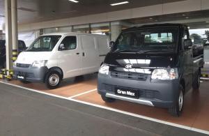 Saat ini, Daihatsu Gran Max menjadi salah satu tulang punggung penjualan ADM selain Xenia dan Sigra. (anto)