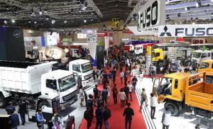 Para pebisnis juga dapat merasakan langsung kinerja produk-produk kendaraan komersial yang akan diperkenalkan di GIICOMVEC 2020.(ist)