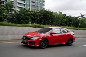 Honda Civic Hatchback RS cocok untuk konsumen yang menginginkan mobil sporty dengan performa agresif