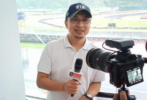 Sadikin Aksa kuatir kalau Formula E Jakarta tahun ini ditunda atau dicancel bakal susah mendapatkan lagi. (Foto : bs)