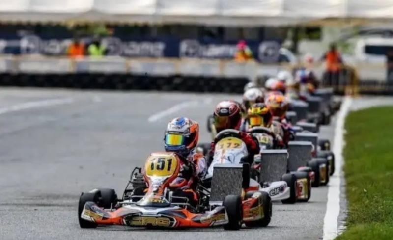 Juara umum IAME Asia Series berhak mengikuti World Final di sirkuit LeMans, Perancis. (Foto : IAME Series)