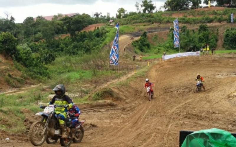 Ini Para Jawara Kejurnas Grasstrack Putaran Perdana di Tanjung Enim Sumsel