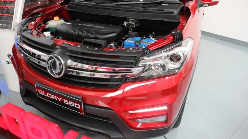 Maksimalkan layanan purnajual, DFSK menjaim ketersediaan suku cadang Glory 560 di seluruh outlet resmi se Indonesia