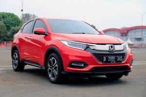 Honda HR-V jadi salah satu mobil yang paling diminati. (ist)