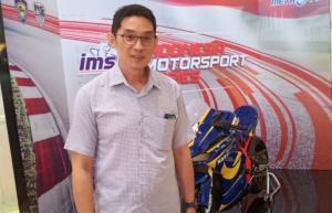 Rizky Christanto, siap support pembalap, tim dan event IMS 2020 di sirkuit Sentul. (Foto : bs)