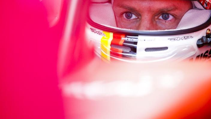 Sebastian Vettel, masih bergairah berburu gelar bersama Ferrari. (Foto: gpfans)