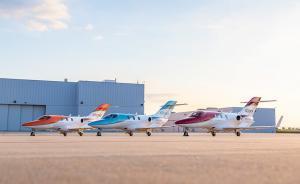 Armada HondaJet saat ini terdiri dari sekitar 150 pesawat di seluruh dunia dan menjadi pesawat jet yang paling banyak dikirim di kelasnya pada 2017, 2018 dan 2019. (Honda Aircraft)