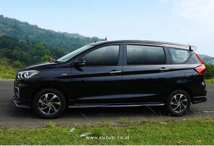 All New Ertiga memberikan kontribusi yang sangat signifikan terhadap total penjualan Suzuki.(suzuki_id)