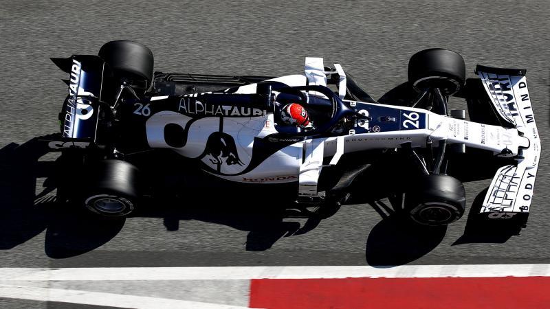 AlphaTauri, tim F1 yang disuplai mesin Honda kecewa jika dilarang ikutan balap di Australia.