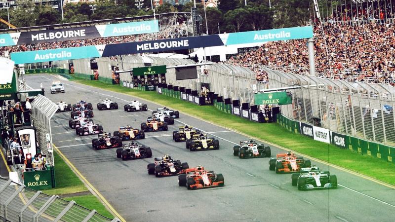 GP Australia, seri pembuka F1 2020, tetapkah berlangsung di tengah kerqaguan? (Foto: formulaone)