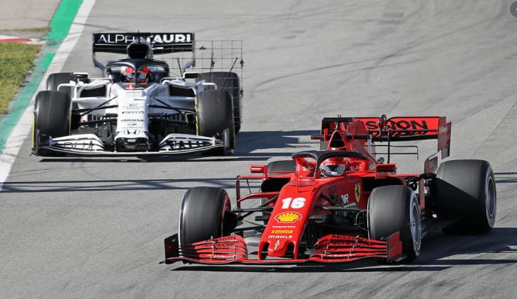 Ferrari dan AlphaTauri, dua tim Italia yang terancam tak bisa ikut GP Vietnam. (Foto: thejudge)