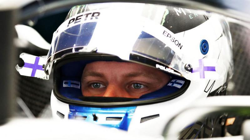 Valtteri Bottas, akan mengeksplore perangkat DAS di mobil Mercedes