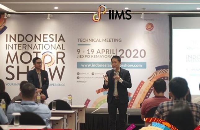 Pada Selasa kemarin, (3/3/2020) diadakan kegiatan technical meeting hingga tanggal 6 Maret 2020 dan tetap ramai dihadiri oleh para exhibitor maupun sponsor.(iims_id)