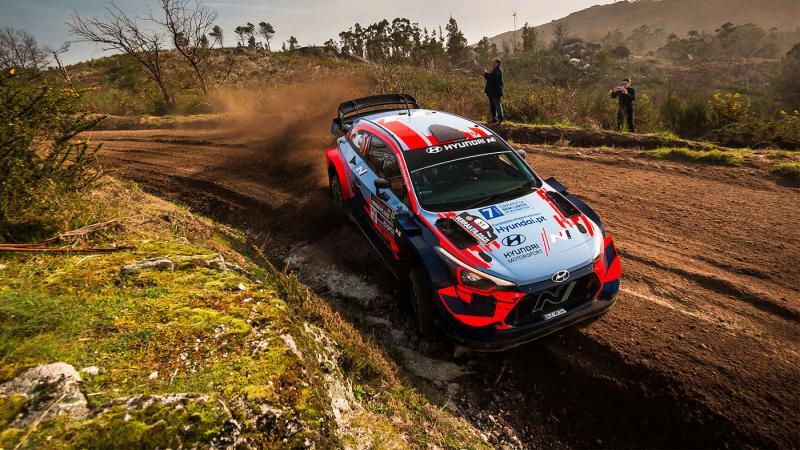Ott Tanak, andalan tim Hyundai Motorsport di ajang WRC 2020