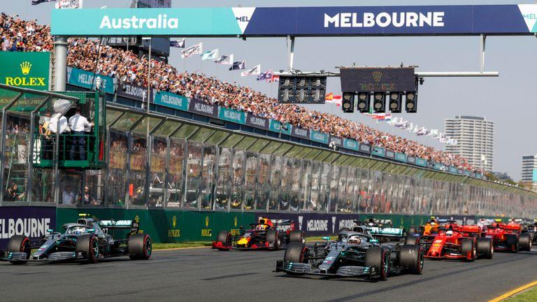 GP Australia tetap menjadi seri pembuka serial F1 2020 jika tak ada perubahan darurat. (Foto: skysport)