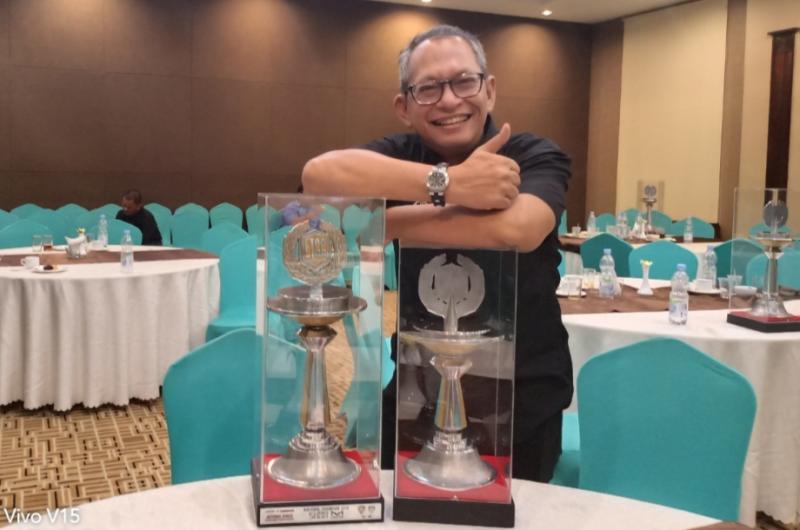 Gerry Nasution, sangatlah tidak mudah mengelola sebuah sirkuit sebesar Sentul kalau tidak disupport oleh komunitas otomotif dan motorsport. (Foto : bs)