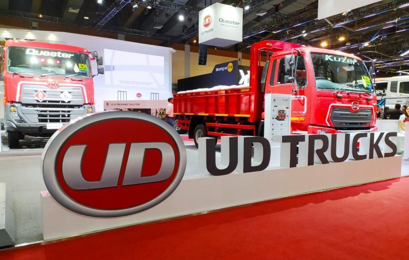 Berbagai program yang berfokus pada pengemudi sudah menjadi program unggulan UD Trucks. (anto)
