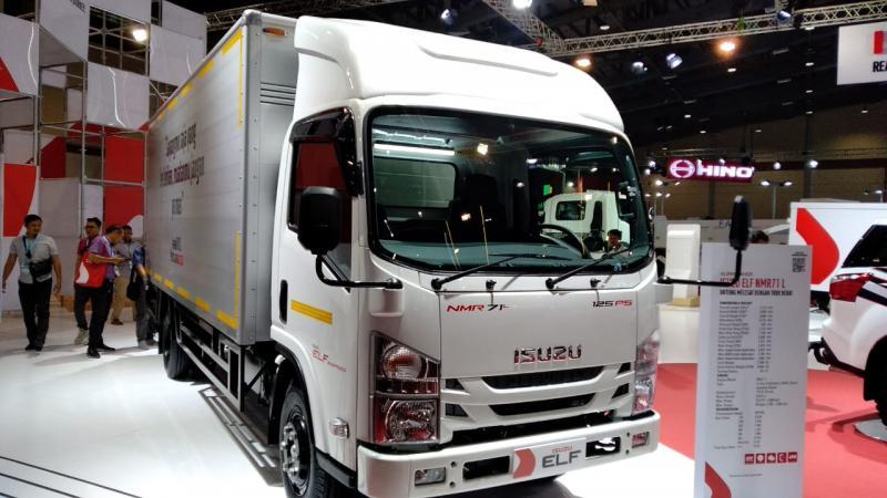 Penggunaan B30 untuk kendaraan komersial