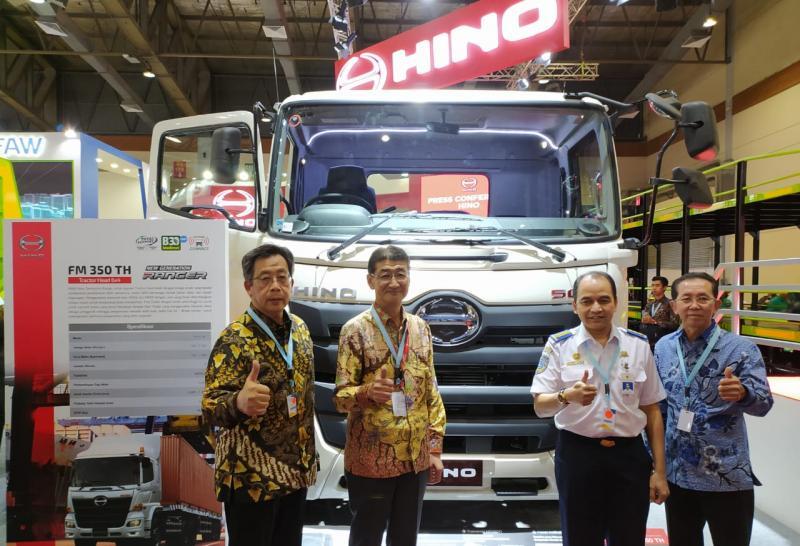 Hasil ini dicapai bersamaan dengan perayaan hadirnya Hino di Indonesia selama 37 tahun sejak berdirinya pada tanggal 17 Desember 1982. (anto)