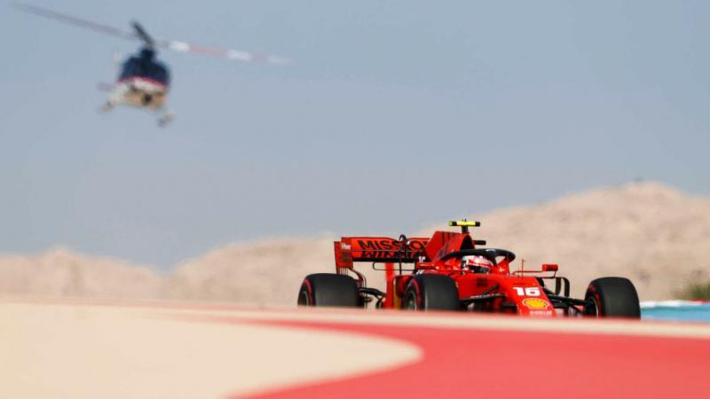 GP Bahrain bersiap cetak sejarah baru F1 pada 22 Maret 2020. (Foto: formula1)
