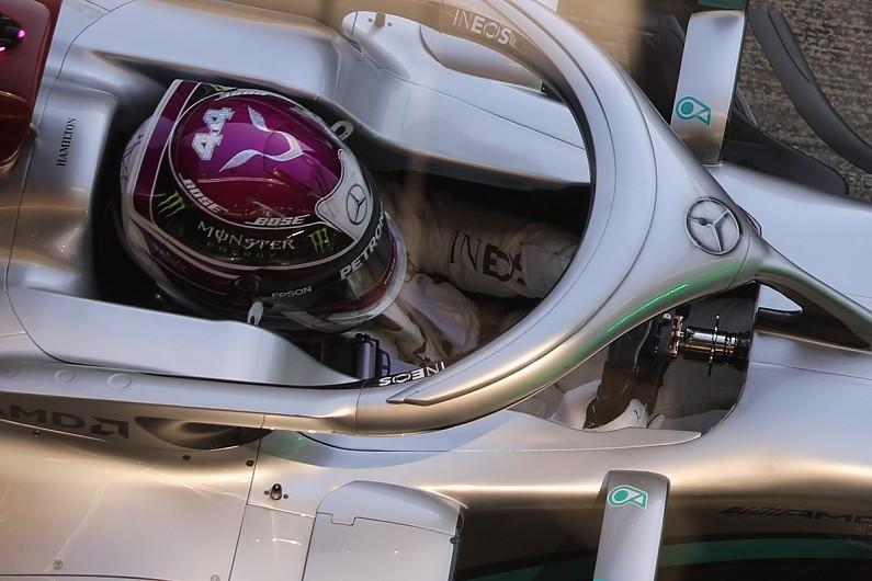Perkenalkan DAS pada saat tes, inovasi Mercedes ini masih saja menuai kontroversi. (Foto: autosport)