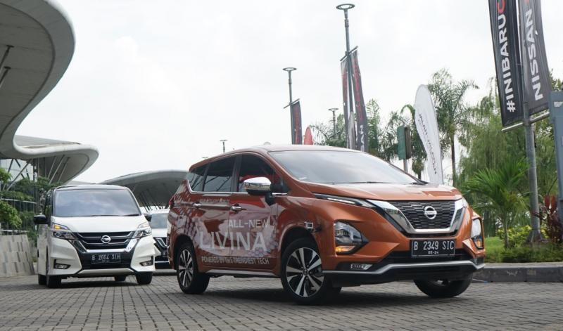 Kampanye test drive Jalan-jalan Bareng Nissan dimulai dari Jakarta. (ist)