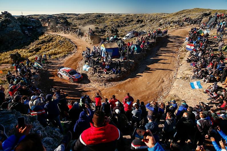 Salah satu sudut Special Stage di Rally Argentina yang dibatalkan Corona. (Foto: autosport)