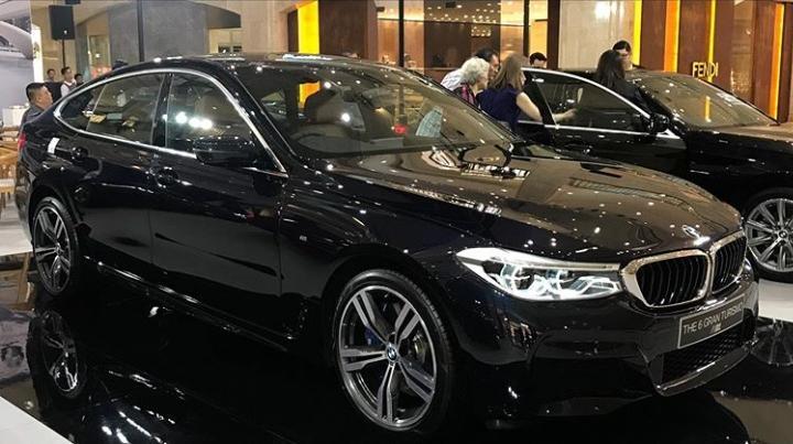 BMW 630i Gran Turismo M Sport ditawarkan dengan harga Rp. 1.599.000.000,- (off-the-road) mulai 13 Maret 2020. Menjadi tawaran yang menarik. (foto: bmwbaru)