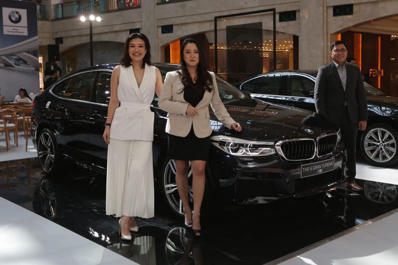 Ragam lini lengkap kendaraan BMW juga tersedia untuk dicoba secara langsung, dan lebih istimewa lagi merupakan penampilan perdana dari BMW 630i Gran Turismo M Sport. (ist).