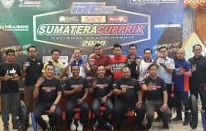 Ternyata Sumatera Cup Prix 2020 Tidak Wajib Pakai Ban IRC, Ini Penuturan Dodiyanto