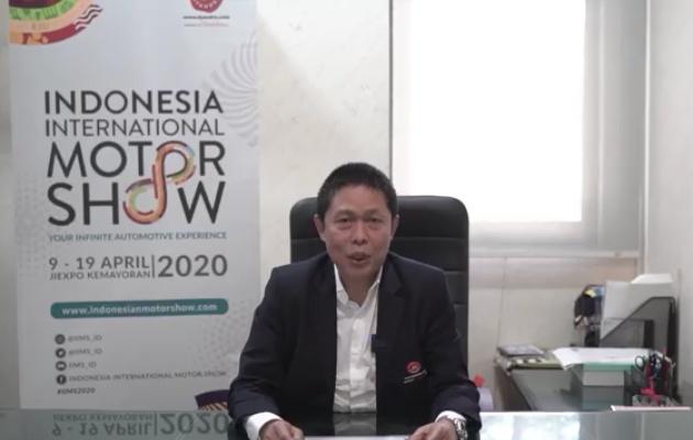 Hendra Noor Saleh, Dyandra Promosindo akan memfokuskan diri untuk persiapan IIMS 2021 yang jadwalnya sudah jauh hari ditetapkan, yaitu 18 - 28 Februari 2021 di JIExpo Kemayoran.(anto)