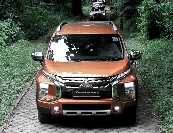 Xpander Cross telah diperkenalkan kepada pasar Filipina pada 13 Maret dan pasar Thailand pada 16 Maret 2020. (ist).