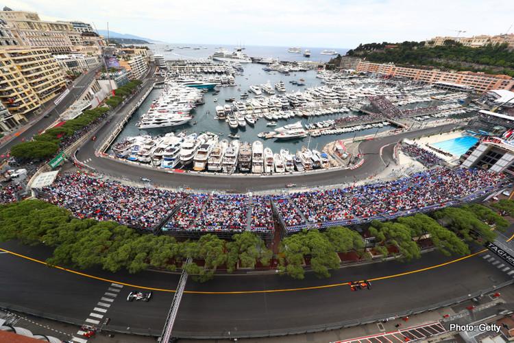 GP Monaco, absen perdana dalam 65 tahun manggung di F1. (Foto: grandprix247)