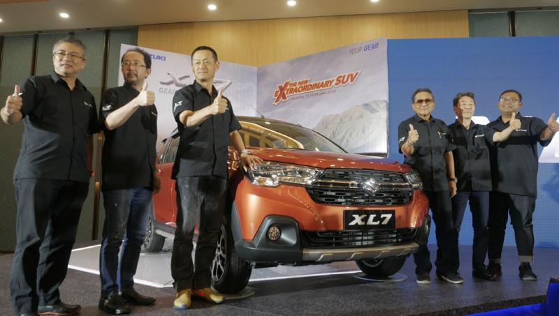 Suzuki menjadi salah satu pabrikan Jepang yang rutin berpartisipasi di ajang tahunan tersebut, punya kebijakan khusus soal ditundanya IIMS 2020. (anto).