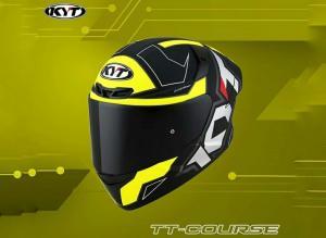 Fresh From The Oven Helm KYT TT Course, Berikut Spesifikasi dan Harganya
