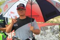 Anjasara Wahyu, berharap tokoh yang ada di struktur organisasi IMI bisa mengembangkan motorsport Indonesia (photo: hf)