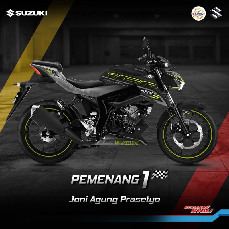 Suzuki GSX Series Digital Modifikasi Telah Memasuki Periode 2, Berikut Para Juaranya