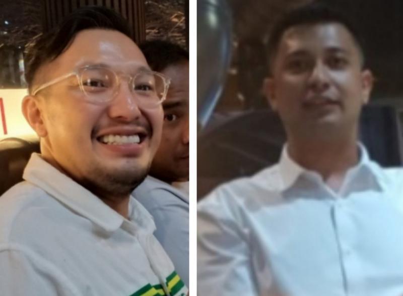Budiyanto (kiri) dan Umar Basalamah, setuju ISSOM ditunda untuk kebaikan semua. (Foto : bs, kolase)