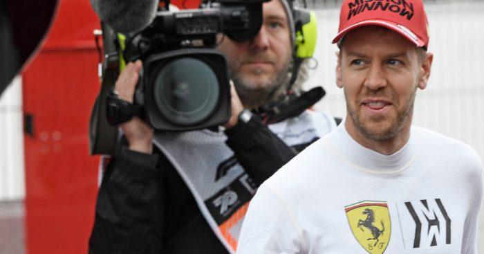 Agar bertahan di Ferrari, Sebastian Vettel dituntut beri bukti pada musim ini. (Foto: planetf1)