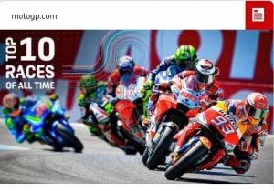 Cegah Bosan Terkait Virus Covid-19, MotoGP.Com Kasih Layanan Gratis Nonton Video Di Websitenya