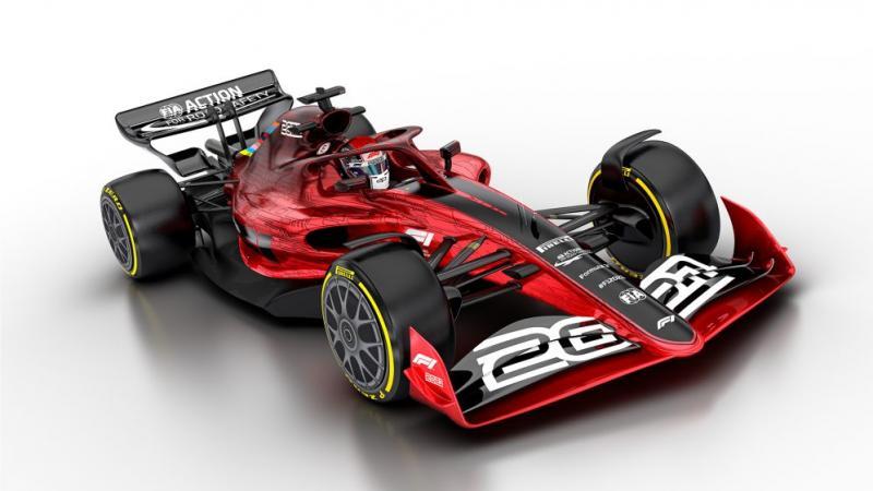 Regulasi balap mobil Formula 1 yang akan diberlakukan 2021 ditunda akibat virus corona