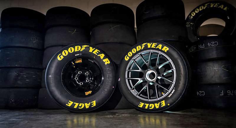 Velg dengan single nut jadi regulasi baru di NASCAR