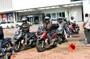 Dekatkan Konsumen Tangerang, WMS Gelar Honda Premium Matic Day