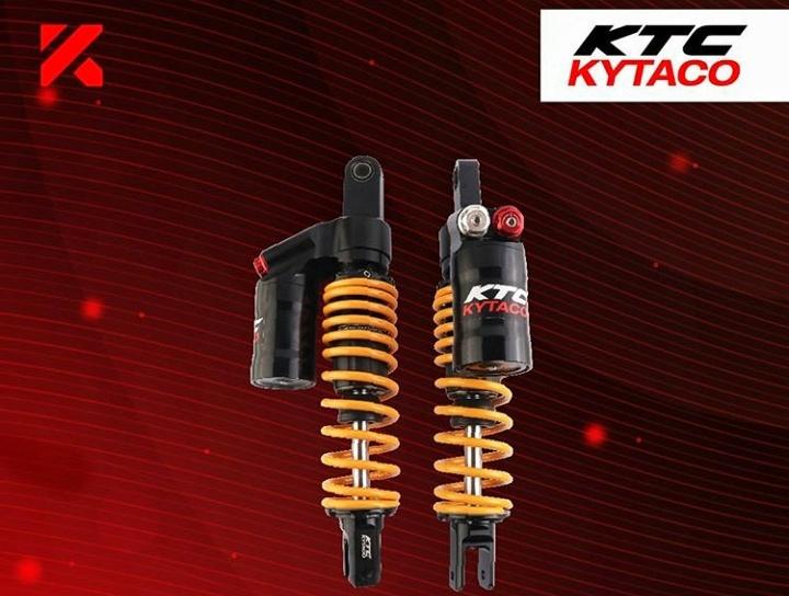Fresh From The Oven, KTC Kytaco Gelontorkan Shock Absorber Honda PCX