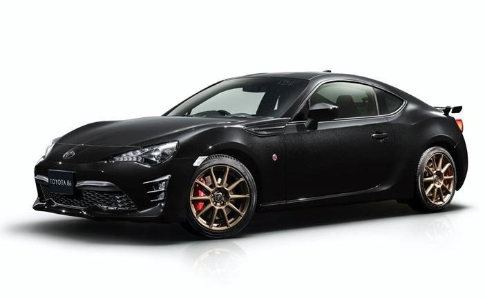 Kehadiran seri khusus ini untuk mengenang kejayaan suksesornya, Toyota AE86 Sprinter Trueno GT Apex Black Limited. (dok. Toyota)