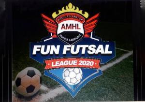 Pererat Tali Silaturahmi dan Kesehatan, AMHL Gelar Liga Fun Futsal 2020