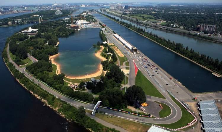 Sirkuit Gilles Villeneuve di Kanada, akankah menjadi seri pembuka F1 2020? (Foto: grandprix247)