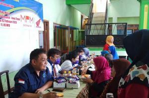 Peduli Kesehatan, MPM Berikan Pengobatan Gratis Pada Lansia